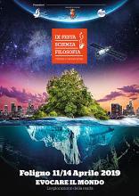 L'immagine dell'edizione 2019 di Festa di scienza e filosofia