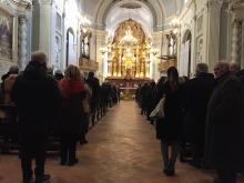 I funerali di Leonello Radi