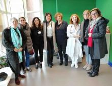Donne Insieme, Inner Wheel e i responsabili del reparto di Oncologia