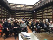 """Il pubblico a palazzo Strozzi per """"In modo giusto"""""""