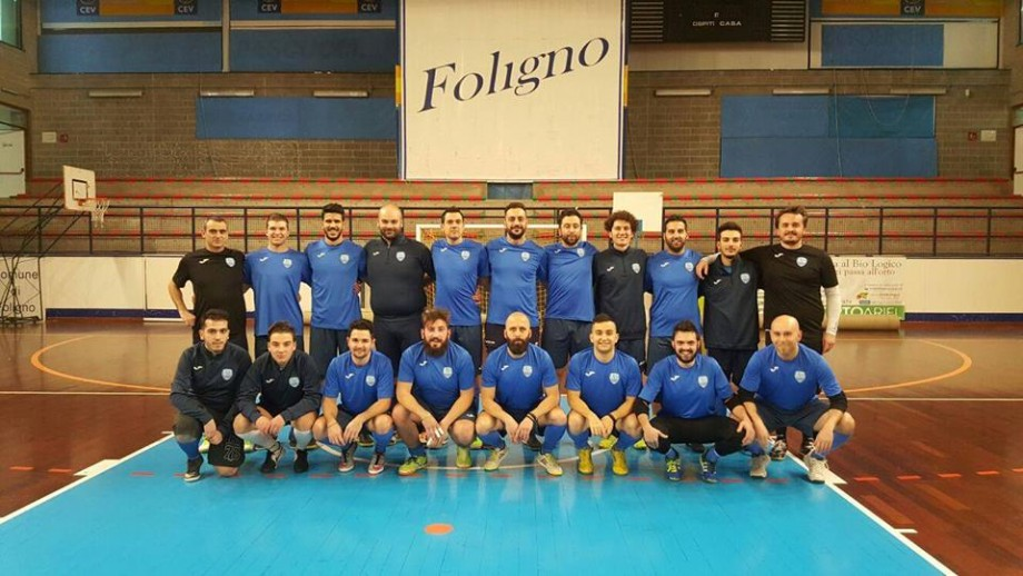 Futsal il citt di foligno attende il waldum per la for Conti immobiliare foligno