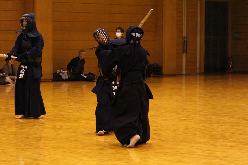 L&#39;<b>arte</b> della spada approda a Foligno con il primo seminario <b>italiano</b> di kenjutsu
