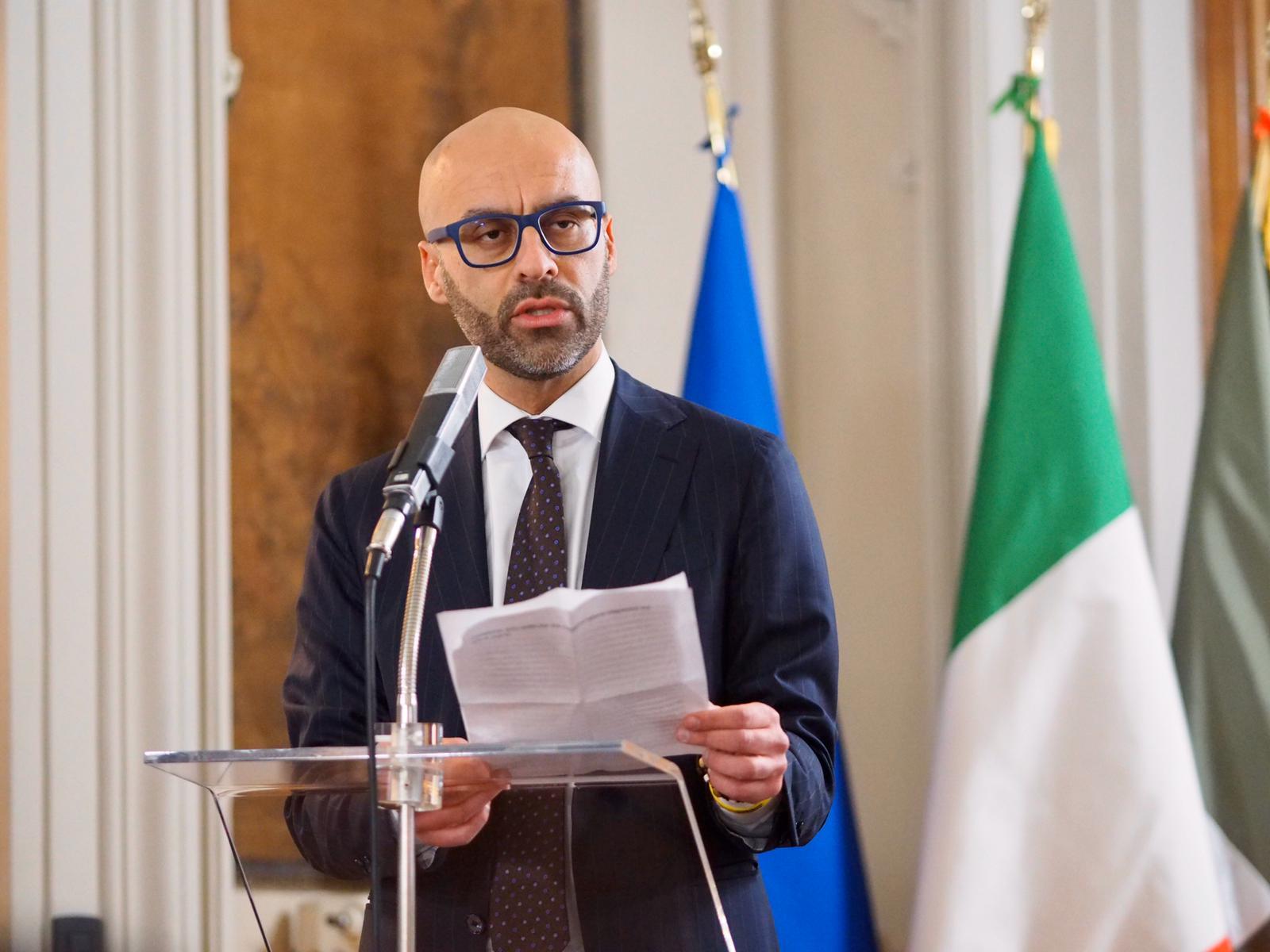 Anniversario tragedia di Marcinelle, il ricordo del sindaco Gravina