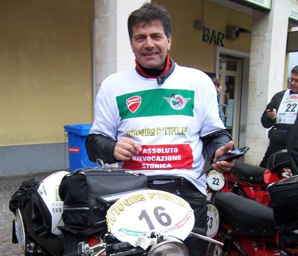 Dal bisturi alle due ruote: Marco Tomassini campione di ...